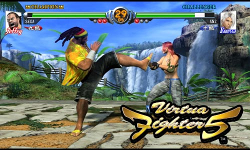 Virtua Fighter 5 for Xbox 360