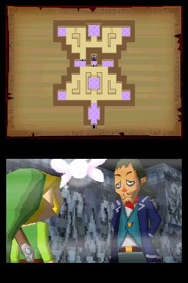 Legend of Zelda Phantom Hourglass Screenshot 3