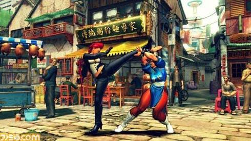 Chun li cviper street fighter IV