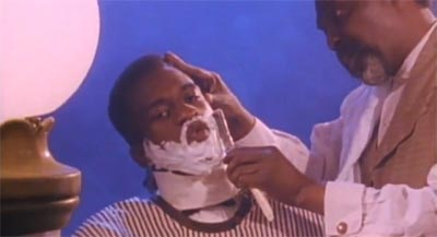 Rakim shave