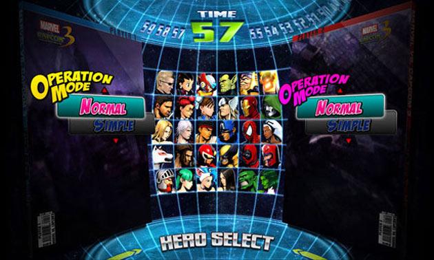Marvel_Vs_Capcom_3-roster
